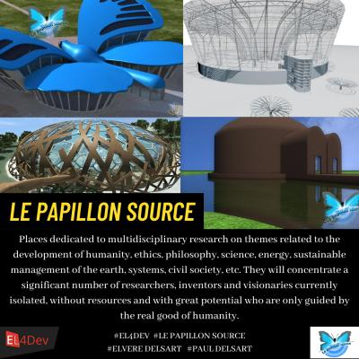 Le papillon source 112